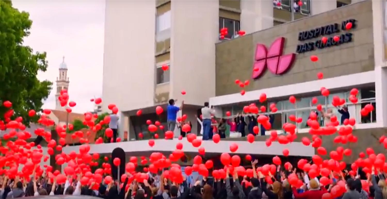 Comemoração 60 anos HNSG - Hospital Nossa Senhora da Graça
