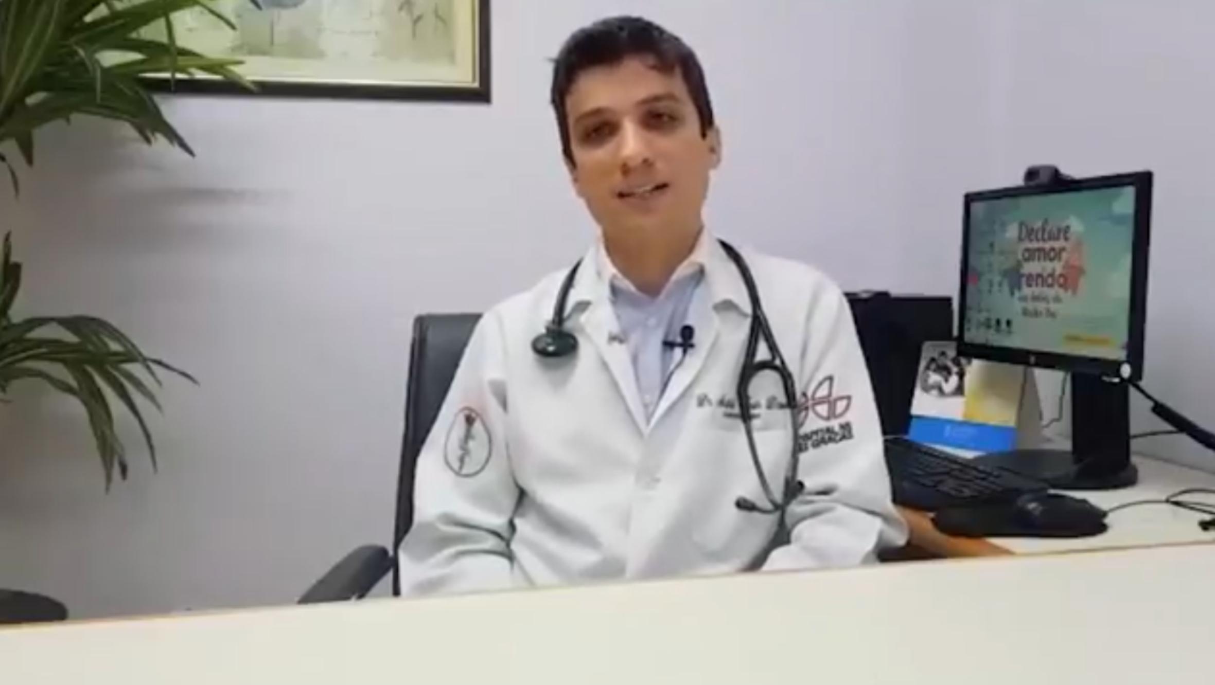 Cardiologista alerta sobre cuidados com a saúde do coração - Hospital Nossa Senhora da Graça