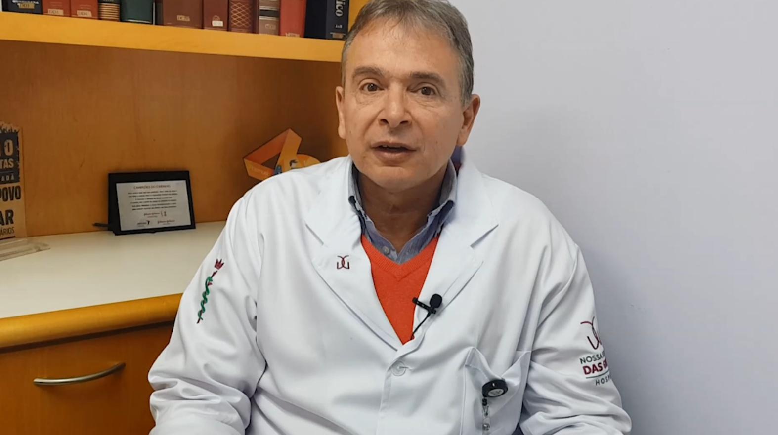 Cirurgião Torácico fala sobre deformidade denominada peito de pombo - Hospital Nossa Senhora da Graça