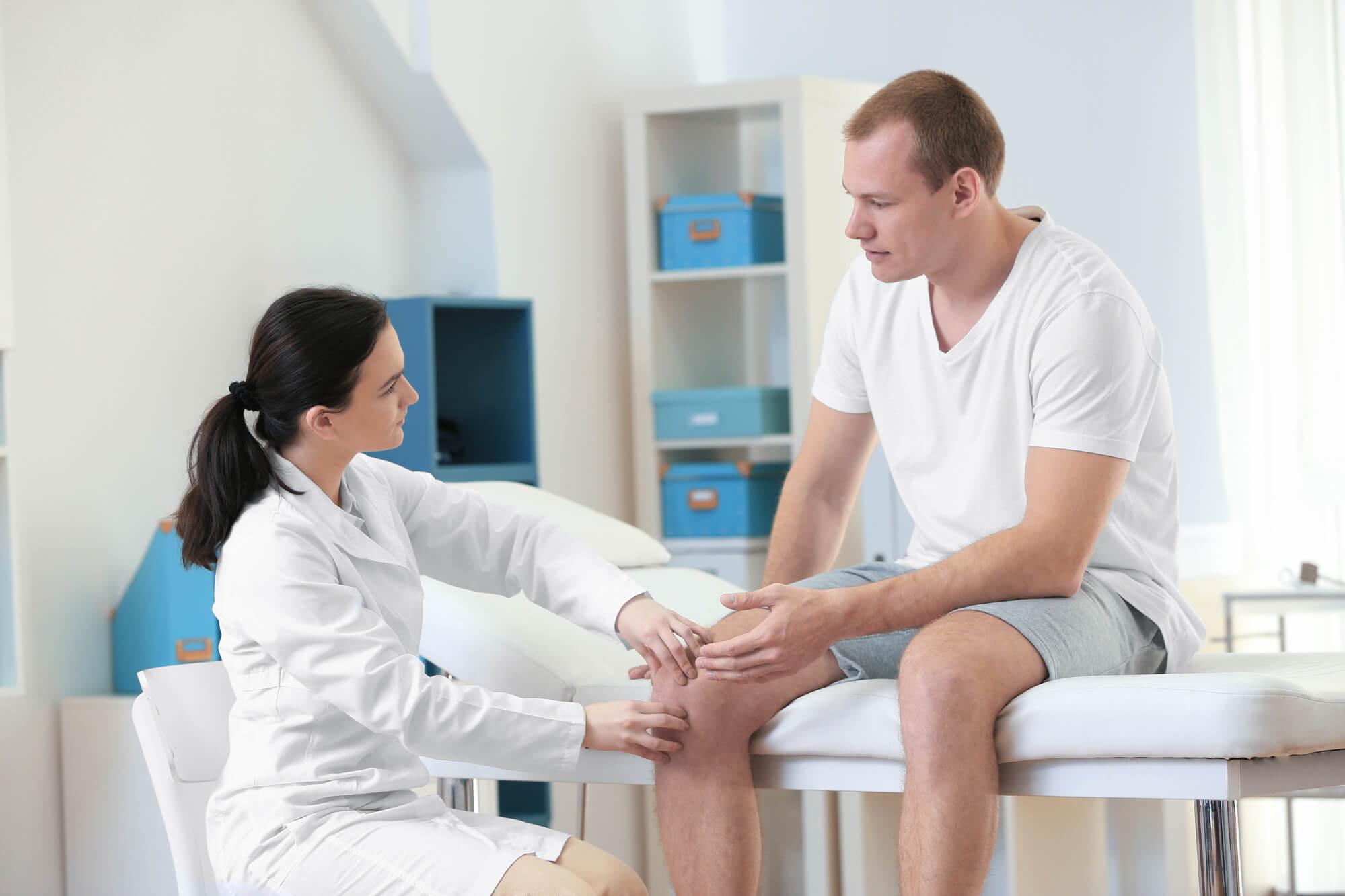 Cuidados com o joelho pós cirurgia ortopédica - Hospital Nossa Senhora da Graça