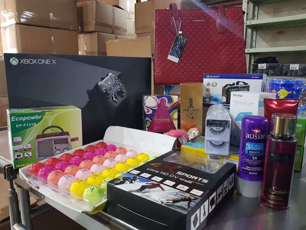 Mater Dei promove bazar beneficentecom produtos doados pela Receita Federal - Hospital Nossa Senhora da Graça