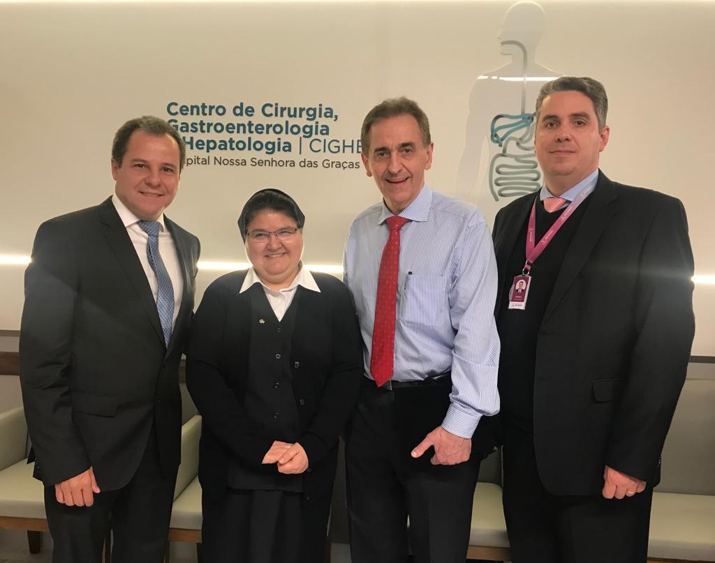Uma nova etapa para o CIGHEP - Hospital Nossa Senhora da Graça