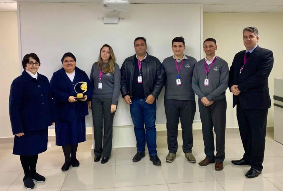 HNSG recebe prêmio de excelência em investimento - Hospital Nossa Senhora da Graça