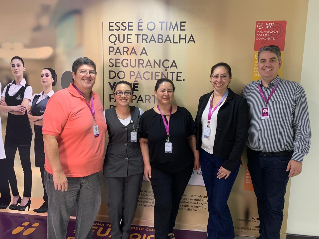 Dia Mundial da Segurança do Paciente - Hospital Nossa Senhora da Graça