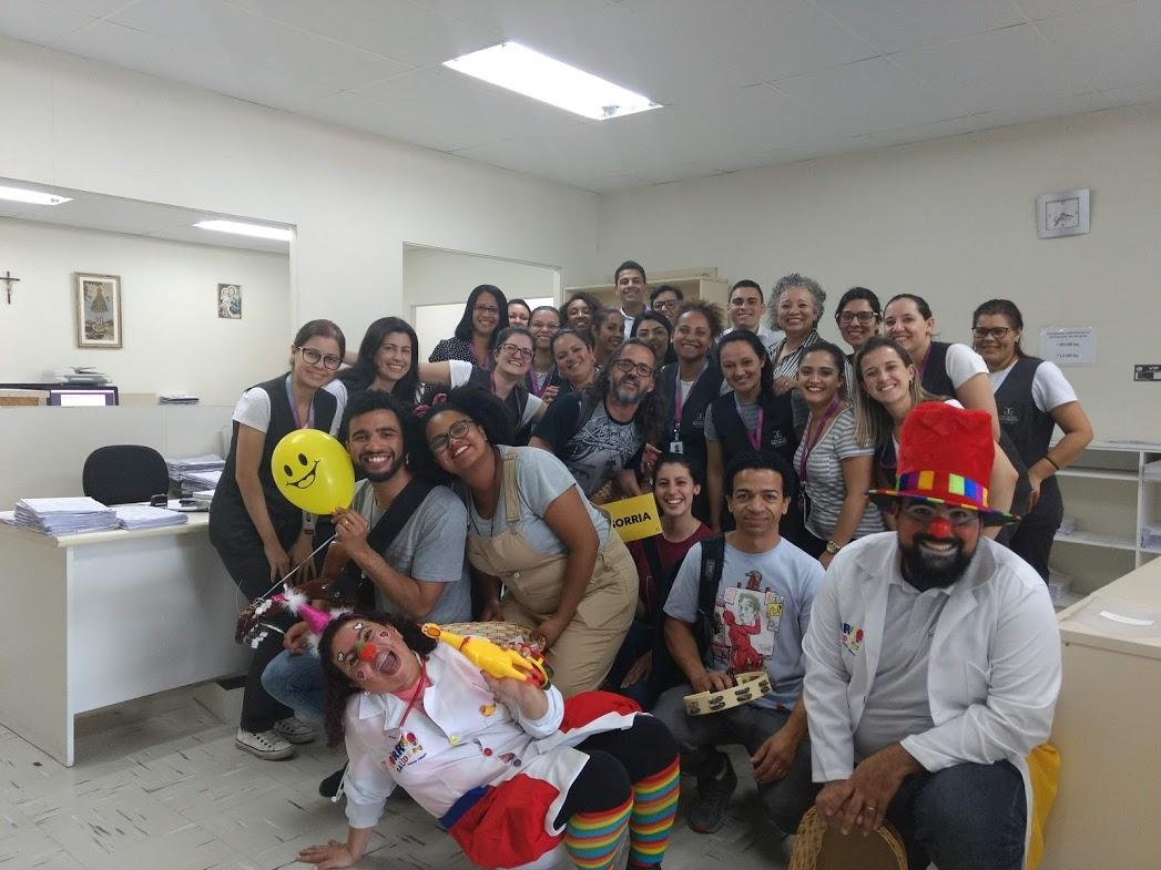 Com música e sorrisos, HNSG completa 66 anos - Hospital Nossa Senhora da Graça