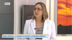 Infectologista do HNSG explica sobre o coronavírus - Hospital Nossa Senhora da Graça