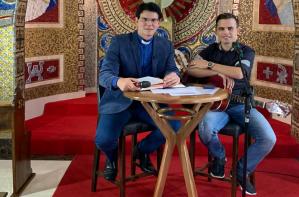 """Padre Reginaldo Manzotti realiza segunda """"Live do Bem"""" do HNSG - Hospital Nossa Senhora da Graça"""