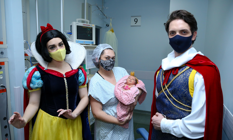 UTI encantada - Hospital Nossa Senhora da Graça