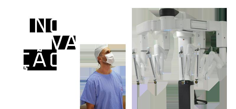 Serviço de Robótica do HNSG - Hospital Nossa Senhora da Graça